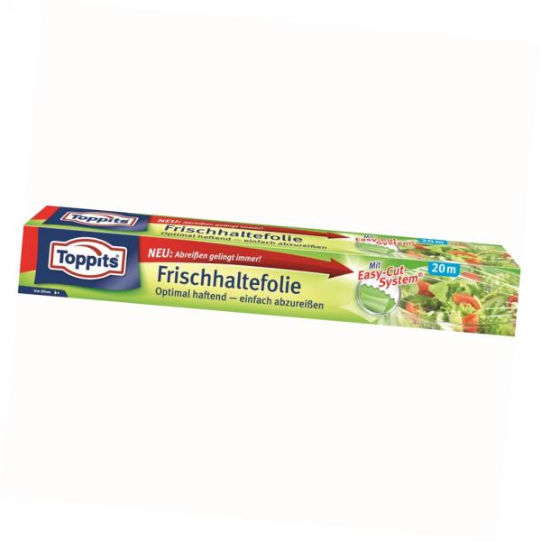 Toppits® Frischhalte-Folie 20m extra breit