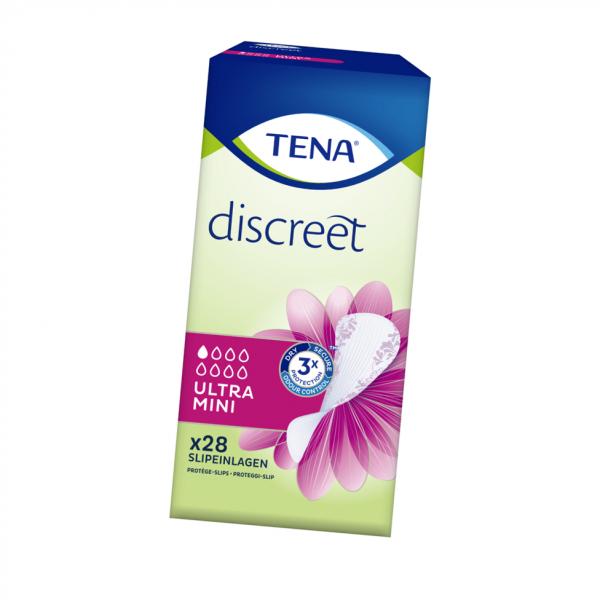Tena Lady Discreet Ultra Mini Slipeinlage