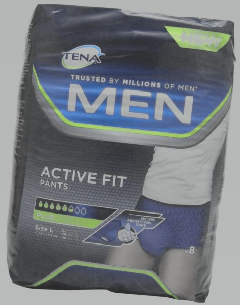 TENA Men Pants L Plus