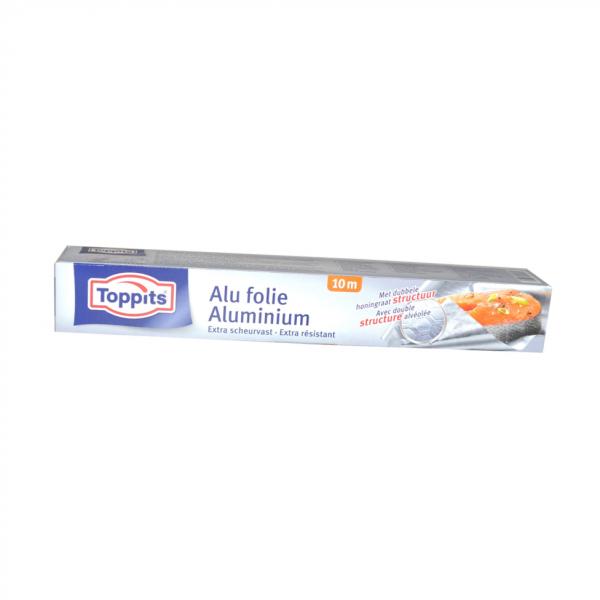 Toppits Alufolie 10m