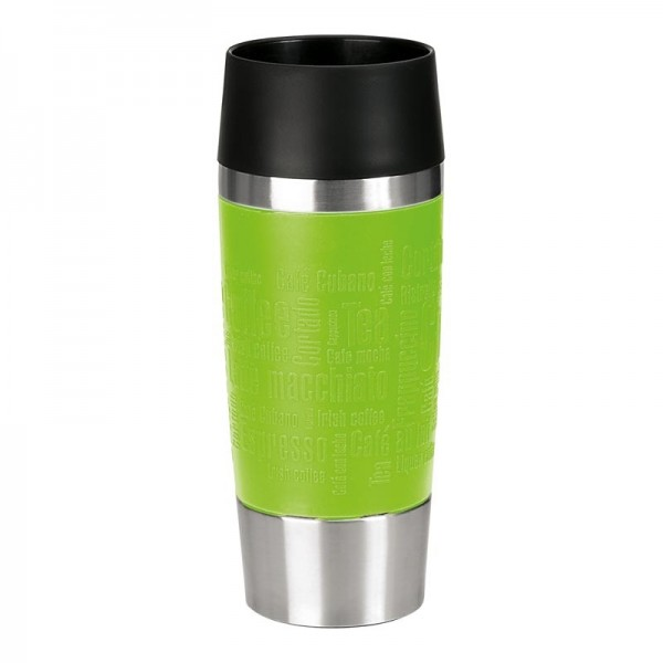 EMSA Travel Mug Isolierbecher limette 360ml
