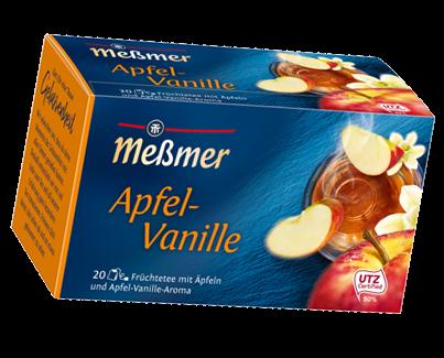 MeßmerTee Apfel-Vanille 20er 50g