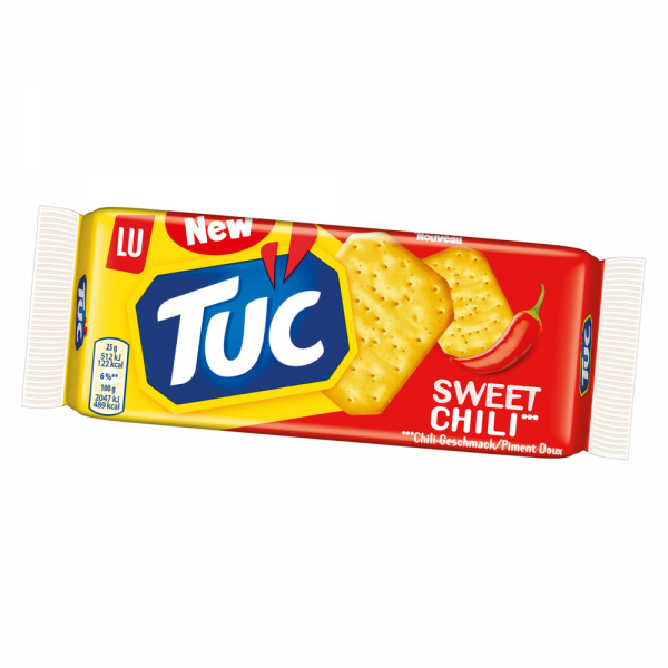 TUC Cracker Sweet Chili 100g