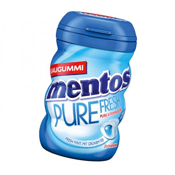 mentos Gum Pure Fresh 70g Mint Dose