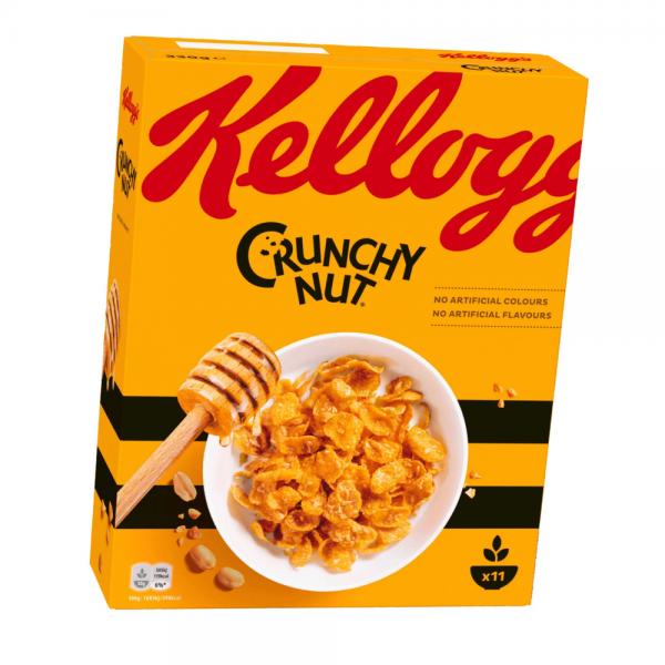 Kellog's Crunchy Nut 330g