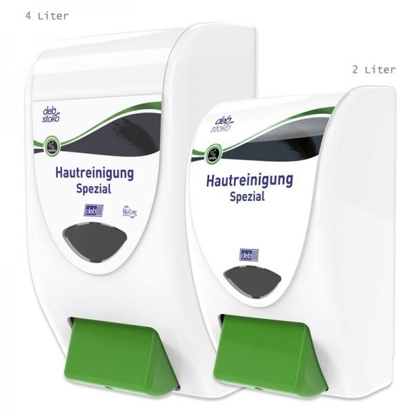 Spender für spezielle Hautreinigung 2L Kartusche (PR)