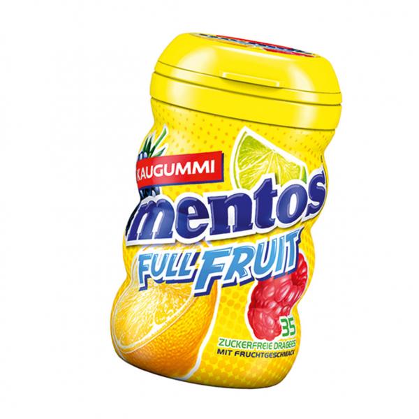 mentos Gum DS Full Fruit 70g