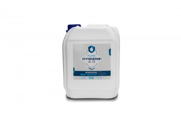Pure Hygiene 4.0 Desinfektionsmittel 5 Liter