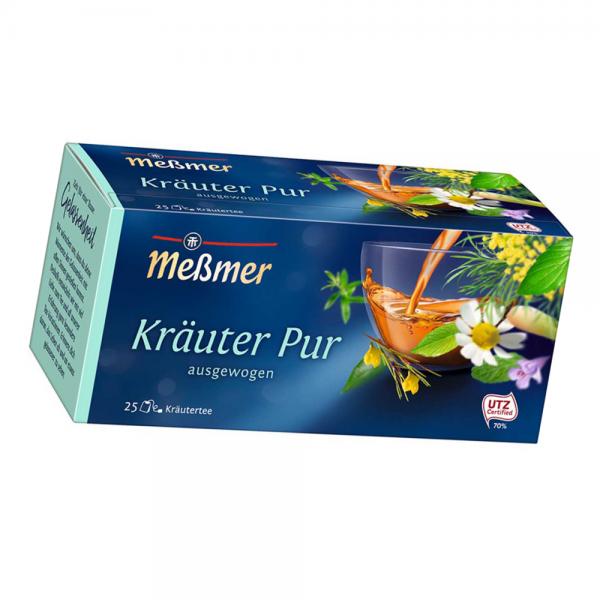 Meßmer KräuterTee Kräuter pur 50g