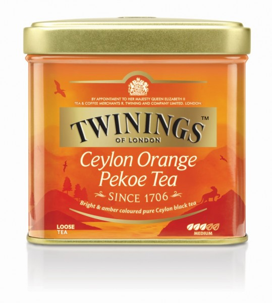 Twinings Ceylon Orange Pekoe Offentee Dose 100g