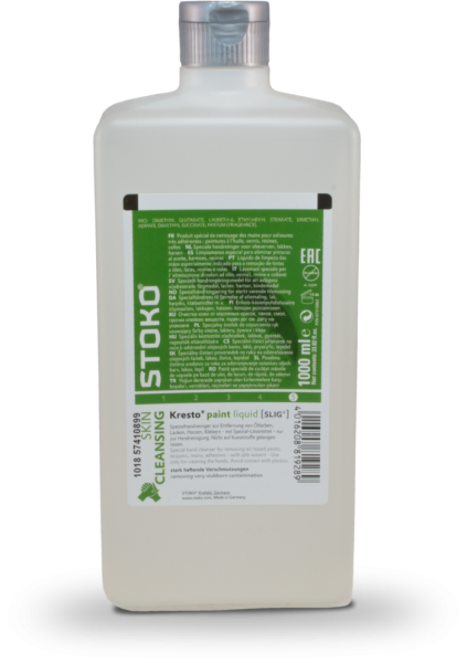 Kresto® paint liquid [Slig] 1000ml Hartflasche (A)