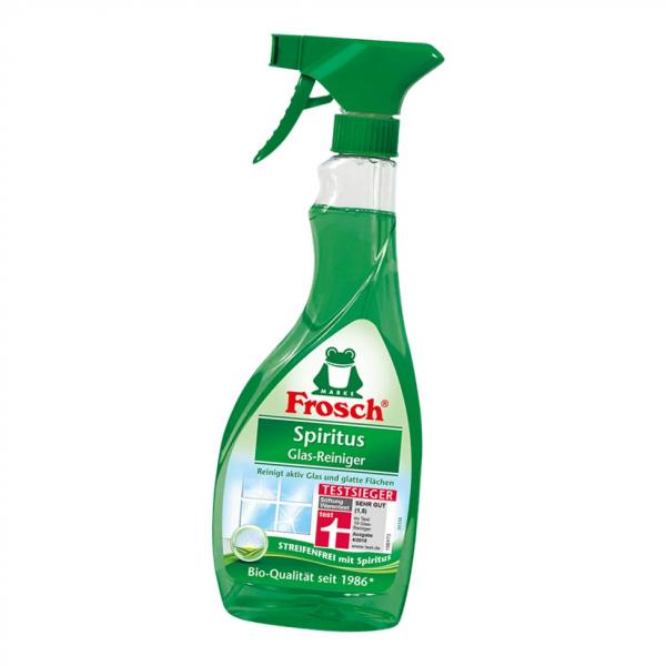 Frosch Spiritus-Glasreiniger 500ml Sprühflasche