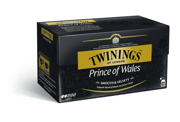 Twinings Prince of Wales (25 Beutel a 2g) 50g