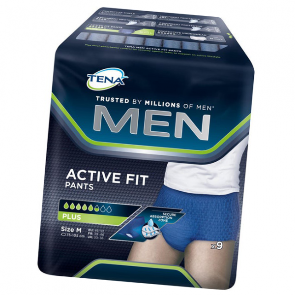 TENA Men Pants M Plus