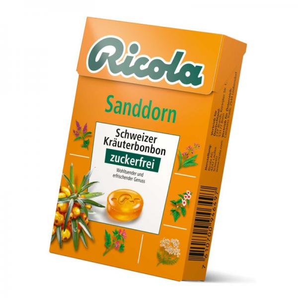 Ricola Sanddorn Box 50g
