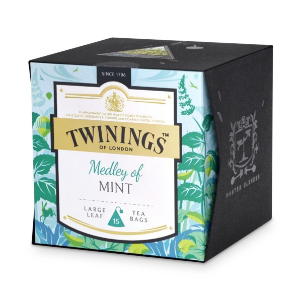 Twinings Medley of Mint Teemischung 30g