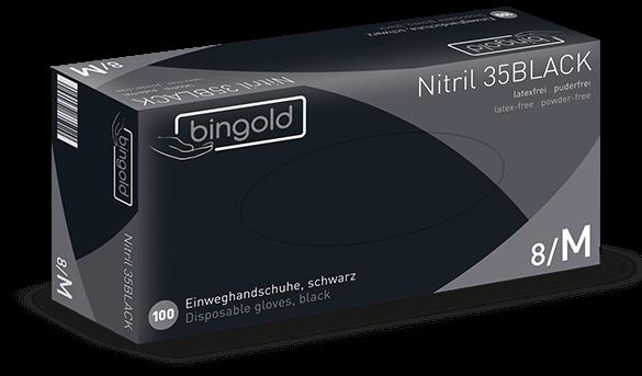 BINGOLD Nitril 35BLACK