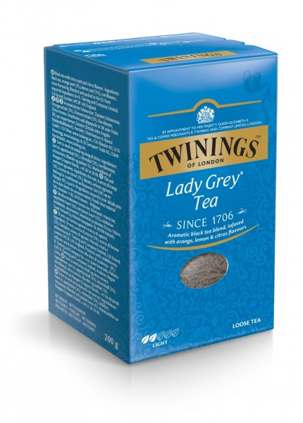 Twinings Lady Grey lose 200g