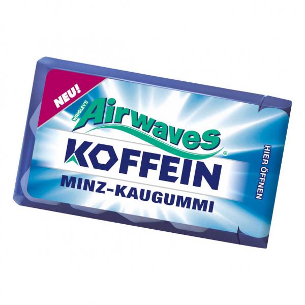 Airwaves KOFFEIN Minz 8er