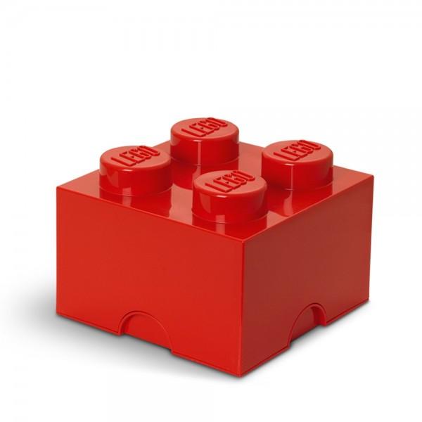 LEGO Aufbewahrungsbox, rot