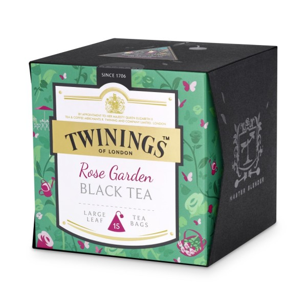 Twinings Rose Garden Black Tea 37,5g