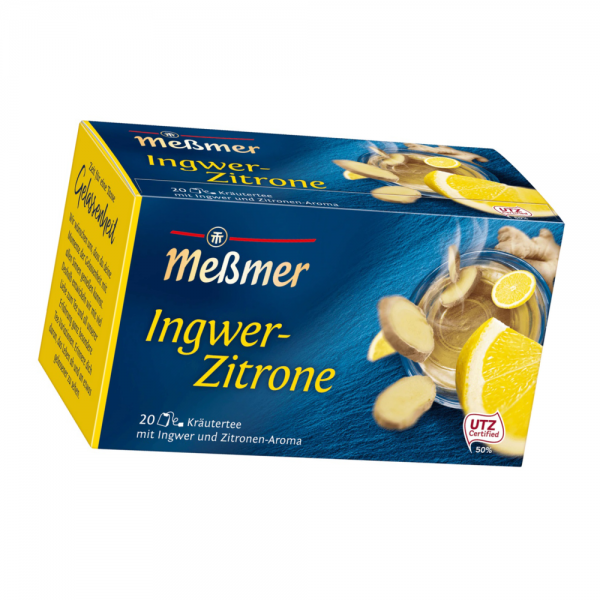 MeßmerTee Ingwer-Zitrone 20er 40g