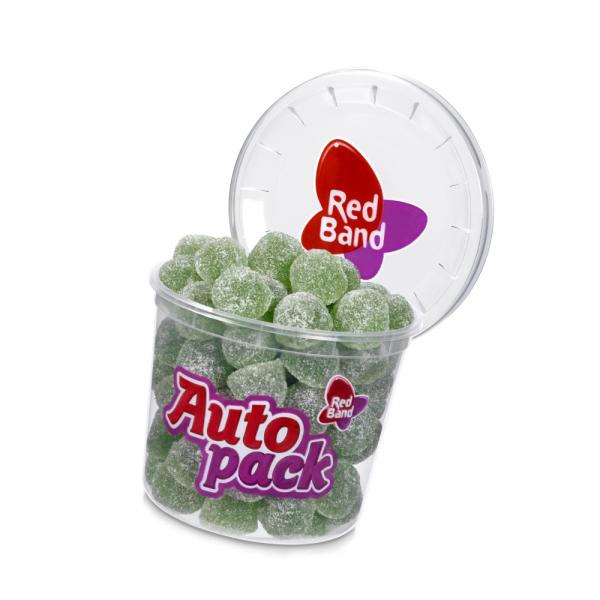 Red Band Autopack Euka Gummi-Pastillen 200g
