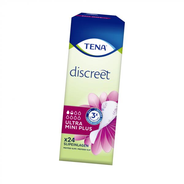 TENA Discreet Ultra Mini Slipeinlage 28er