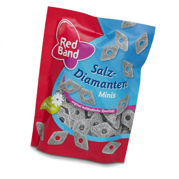 Red Band Mini Salzdiamanten 200g