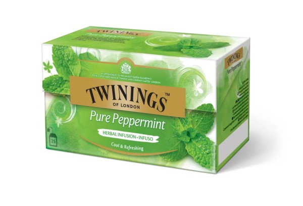 Twinings Pfefferminz Pure Peppermint 50g