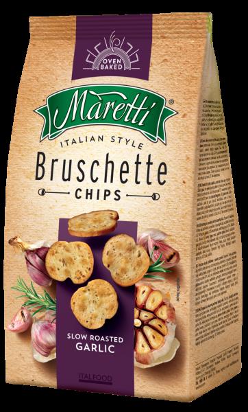 Maretti Bruschette Slow Roasted Garlic 150g