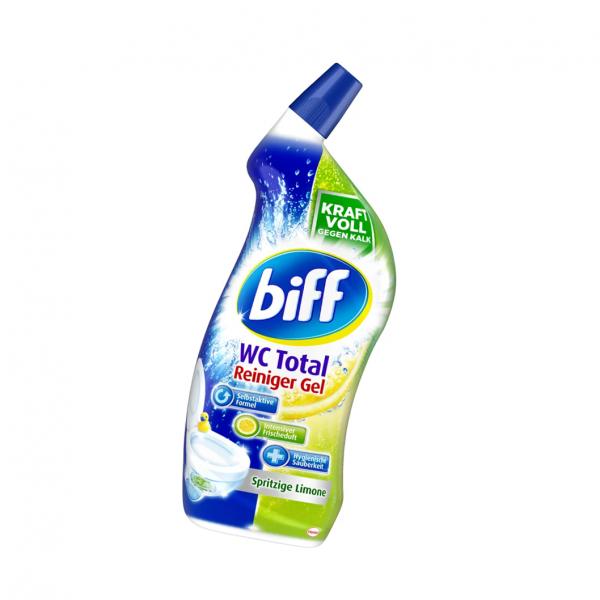 Biff Bad Total Spritzige Limone 750ml Badreiniger - Sprühflasche
