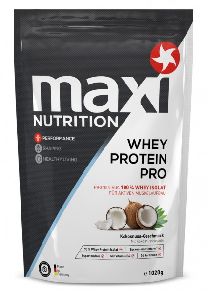 Whey Protein Pro Kokos