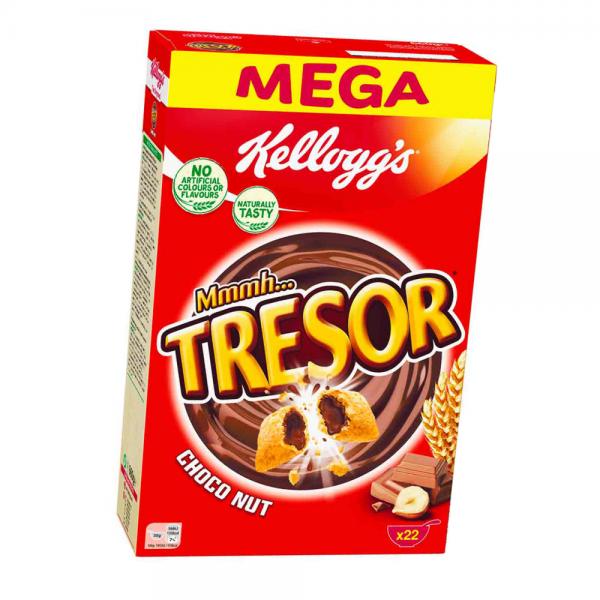 Kellog's GP Tresor Choco Nougat 660g