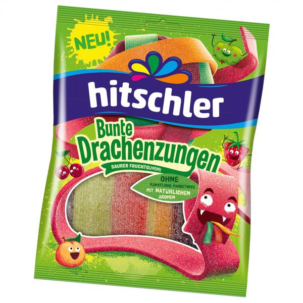 hitschler Bunte Drachenzungen 125g